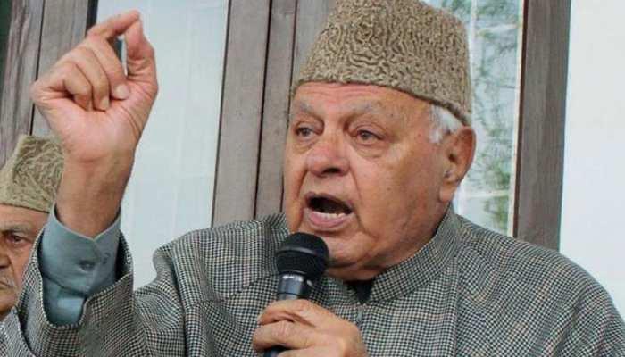 फारूख अब्दुल्ला रिहा, सरकार ने PSA हटाने के लिए जारी किया आदेश