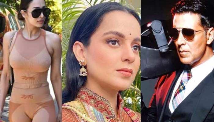 Entertainment News 13 March: 'सूर्यवंशी' पर बड़ी खबर तो वहीं मलाइका हुईं ड्रेस पर ट्रोल, पढ़ें 5 खबरें