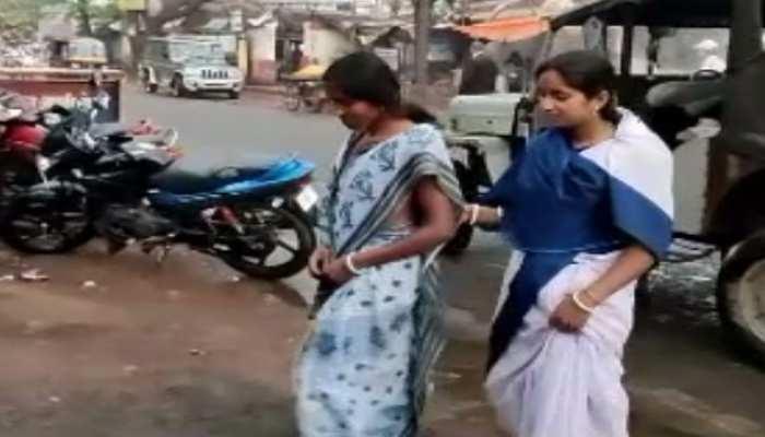 VIDEO: पुलिस के हत्थे चढ़ी महिला मानव तस्कर, लड़कियों को बहला-फुसलाकर किया कुछ ऐसा...