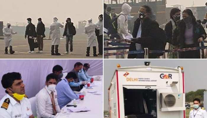 भारत में कोरोना वायरस के अब तक 107 मामले, इस राज्य में सबसे अधिक मरीज