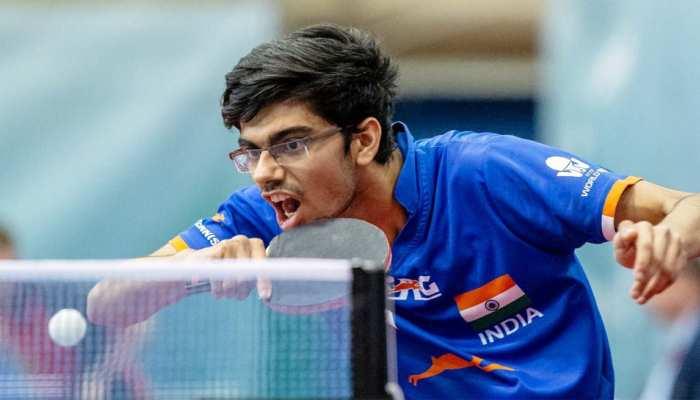टेबल टेनिस : भारत के जीत चंद्रा को ओमान ओपन अंडर-21 का खिताब