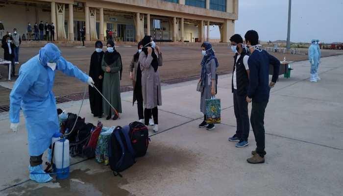Coronavirus: ईरान से जैसलमेर पहुंचा 53 हिंदुस्तानियों का चौथा जत्था, एयरपोर्ट पर हो रही है स्क्रीनिंग
