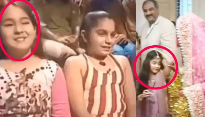 सोशल मीडिया पर छा गया Sara Ali Khan और Janhvi Kapoor के बचपन का VIDEO