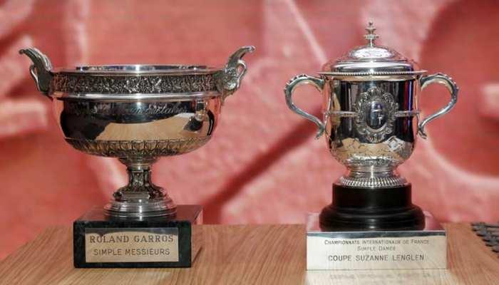 फ्रेंच ओपन टेनिस पर भी कोरोना वायरस का साया, जून की जगह इस महीने में होगा टूर्नामेंट