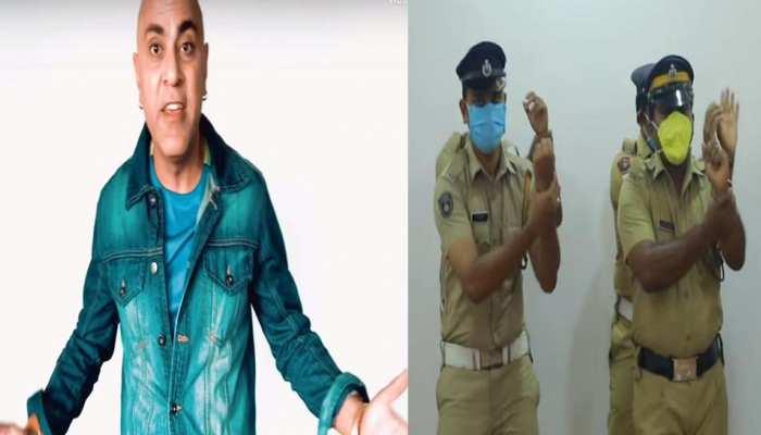 Coronavirus पर Baba Sehgal और केरल पुलिस की अनोखी क्लास , वीडियो हुई वायरल
