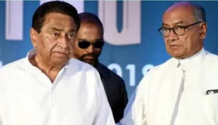 इस्तीफा दे सकते हैं कमलनाथ, कांग्रेस के पांव उखड़े