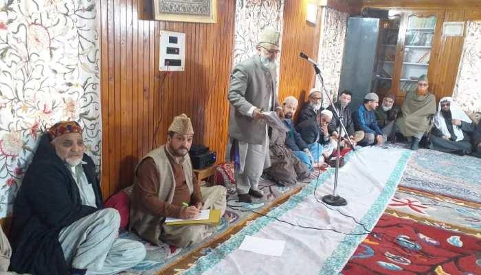 इस्लामिक शरिया कोर्ट का फैसला,कश्मीर घाटी में मसाजिद में ही अदा की जाएगी नमाज