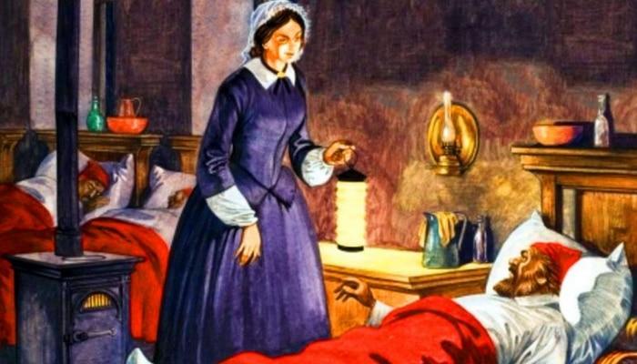 उस लड़की की कहानी, जिसके लैंप से निकली रौशनी नर्सिंग के पेशे की गरिमा हमेशा बढ़ाएगी