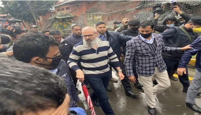 जम्मू-कश्मीर: उमर अब्दुल्ला की नजरबंदी खत्म, सरकार ने दिए रिहाई के आदेश