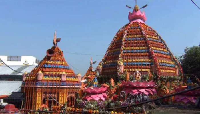 झारखंड: पहली बार नवरात्र में लोगों के लिए बंद है यह मंदिर, सिर्फ पुजारी जा सकते हैं अंदर