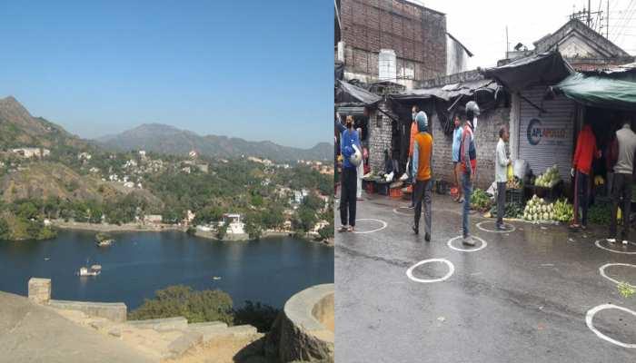 राजस्थान: Lockdown में पर्यटन स्थलों पर पसरा सन्नाटा, दुकानदारों का ऐसे कट रहा समय...