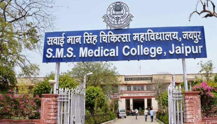 जयपुर में अब 'सोना रोबोट करेगा कोरोना पीड़ितों की सेवा, SMS अस्पताल में हुई व्यवस्था