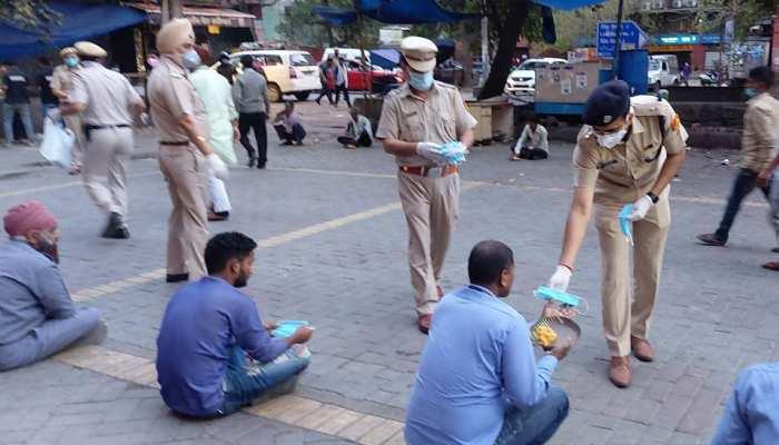 COVID-19 के संक्रमण को ऐसे रोकेगी दिल्ली पुलिस, कर रही है ये जरूरी काम