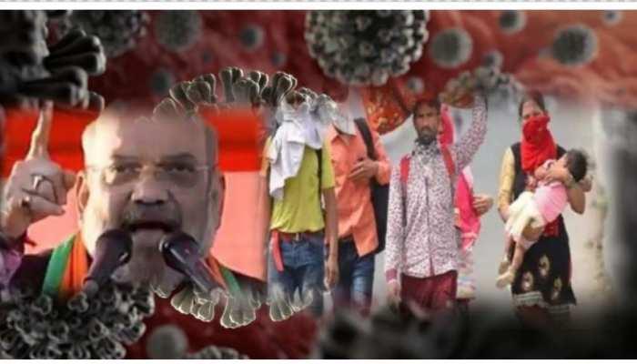 पलायन रोकने को केंद्र सरकार ने दिए निर्देश, प्रवासी कामगारों को सुविधाएं दें राज्य