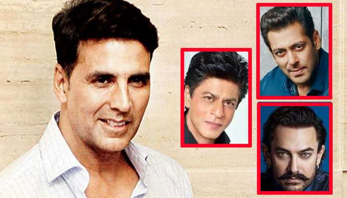 Akshay के 25 करोड़ डोनेशन के बाद, Twitter पर 'आमिर, सलमान और शाहरुख' को लेकर शुरू हुई बहस