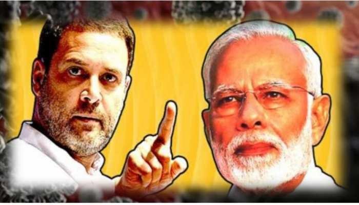 कोरोना पर राहुल गांधी की पीएम मोदी को चिट्ठी, 'पूरी कांग्रेस सरकार के साथ'