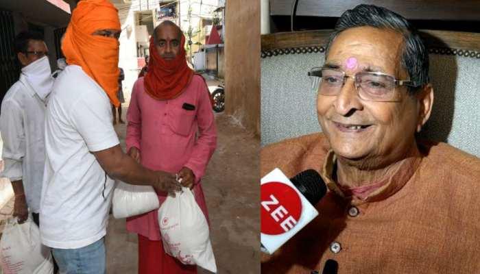 Lockdown:BJP का यह दिग्गज नेता इस तरह कर रहा लोगों की मदद, PM ने भी सराहा
