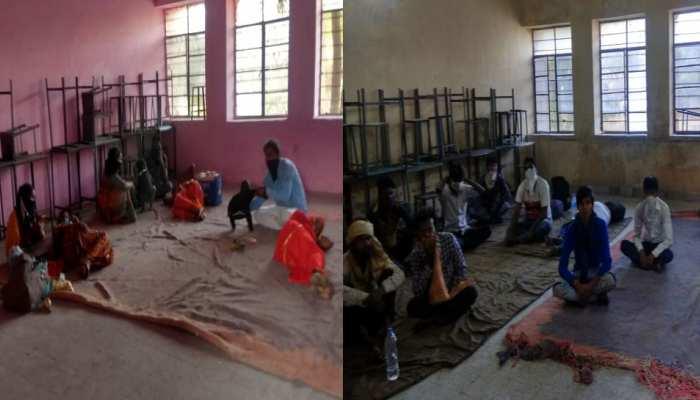 राजस्थान: मजदूरों के लिए प्रशासन ने उठाया बड़ा कदम, 38 जगहों पर की यह व्यवस्था
