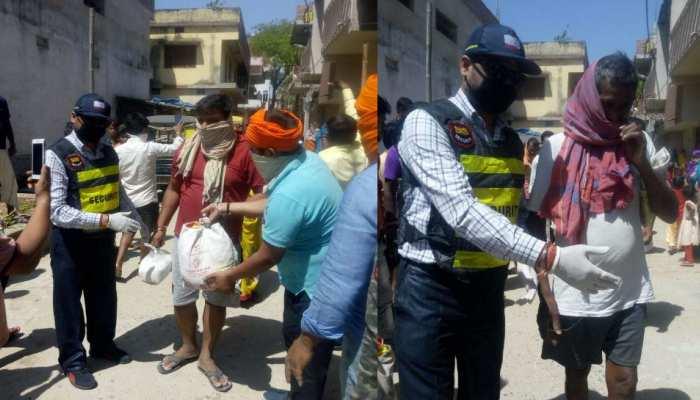 Corona संकट में SIS कर रहा देशभर में लोगों की मदद, BJP MP बोले...