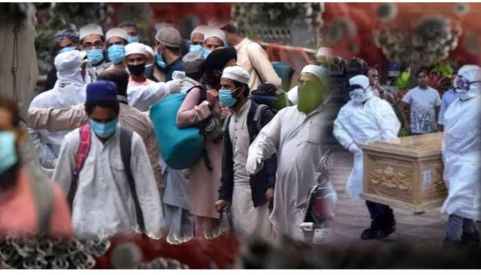 जमात में शामिल हुए थे 800 कश्मीरी, उनके पहचान छिपाने से बढ़ा संक्रमण का खतरा