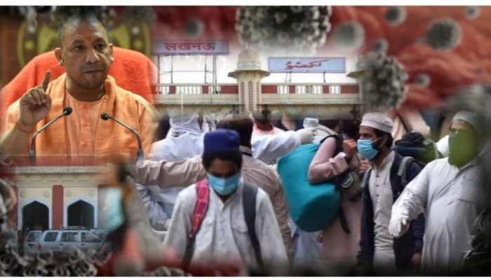 लगातार बढ़ रही है कोरोना के मरीजों की संख्या, उत्तर प्रदेश में बढ़ रहा खतरा