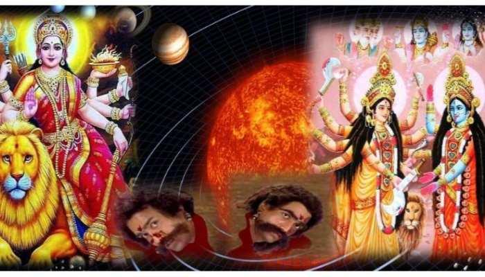 नवरात्र विशेषः जानिए कैसे हुई देवी के चामुंडा स्वरूप की उत्पत्ति