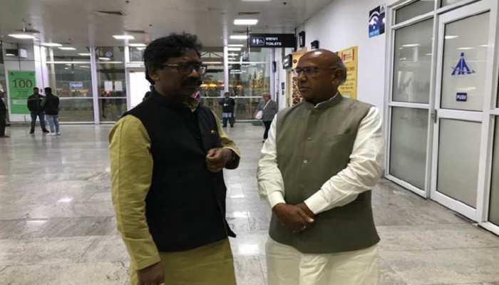 झारखंड: CM हेमंत सोरेन से विधायक सरयू राय ने की मुलाकात, रखी यह मांग