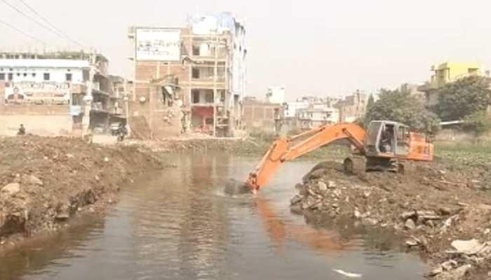 बिहार: नगर निगम ने शुरू किया नाले की सफाई का काम, मई तक पूरा करने का है निर्देश
