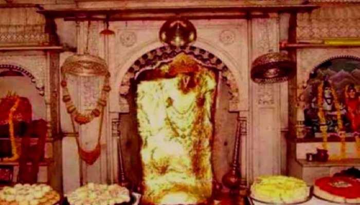 मेहंदीपुर बालाजी धाम में मनाई रामनवमी, कोरोना के चलते नहीं हुए श्रद्धालुओं के दर्शन