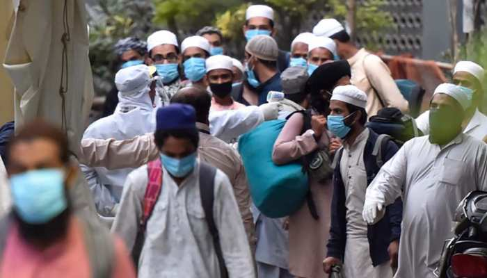 जमातियों की तलाश में पुलिस का सर्च ऑपरेशन जारी, शाहजहांपुर में क्वारंटाइन किये गये 12 जमाती
