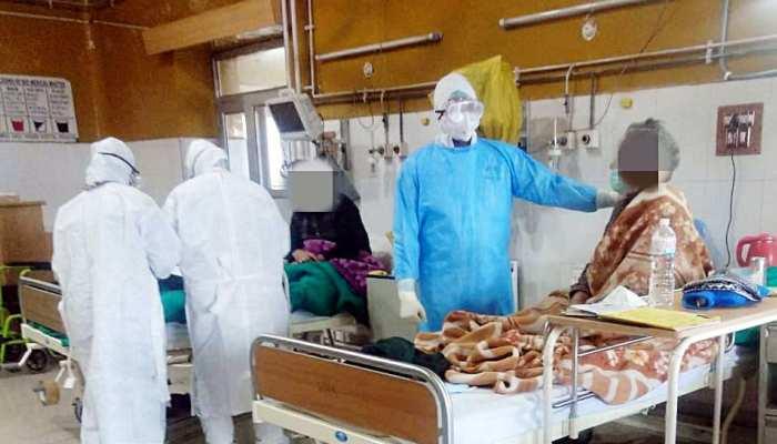 देशभर में कोरोना मरीजों की संख्या 3 हजार के पार, एक दिन में 525 नए केस: स्वास्थ्य मंत्रालय