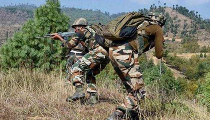जम्मू-कश्मीर: LOC ऑपरेशन में फौज ने ढेर किए 5 दहशतगर्द, 3 जवान शहीद