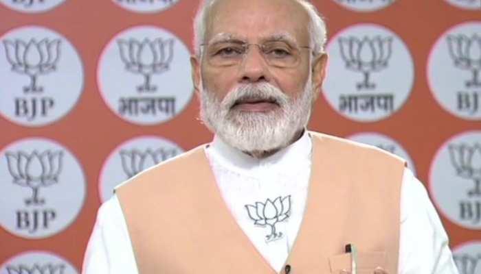 BJP के स्थापना दिवस पर पीएम मोदी ने कहीं यह अहम बात