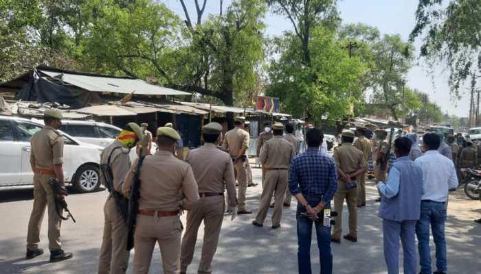 यूपी: सीतापुर में तबलीगी जमात के 8 लोग कोरोना पॉजिटिव, खैराबाद कस्बा किया गया सील
