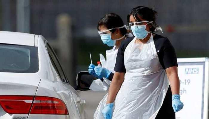 कोरोना संकट: यूके में एक दिन में 786 लोगों की मौत