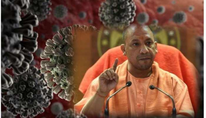 सीएम योगी का सख्त एक्शन, नोएडा लखनऊ समेत 15 जिलों के कोरोना हॉटस्पॉट इलाके सील