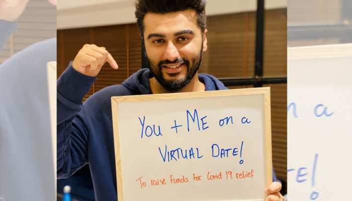 क्या आप Arjun Kapoor के साथ वर्चुअल डेट पर जाना चाहेंगे, तो बस करना होगा ये काम