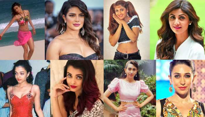 Bollywood actresses look more beautiful after makeover