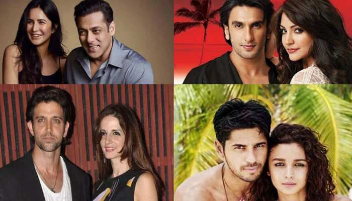 these Bollywood stars maintained their friendship even after the breakup