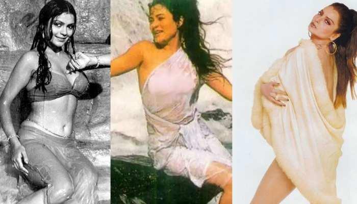 Zeenat Aman, Mandakini, Rekha to these actresses who did bold scene in bollywood movies
