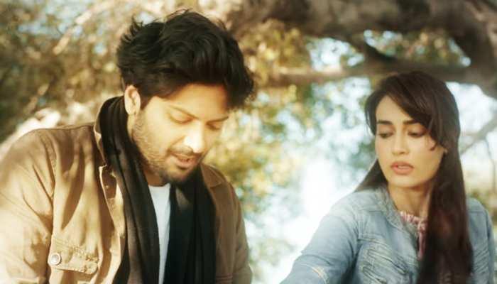 Vishal Mishra के नए गाने में Ali Fazal और Surabhi Jyoti की जोड़ी ने मचाया धमाल
