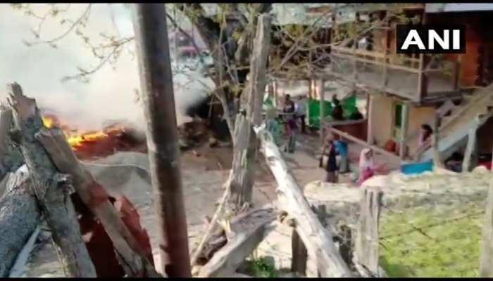जम्मू और कश्मीर: पाकिस्तान ने सीजफायर उल्लंघन कर फायरिंग की, 3 नागरिकों की मौत