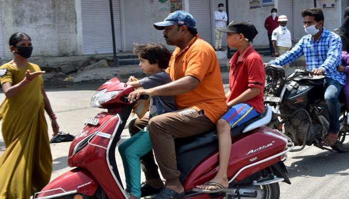 आंध्र प्रदेश के 5.3 करोड़ लोगों को तीन-तीन मास्क बांटे जाएंगे : CM वाईएस जगन मोहन रेड्डी
