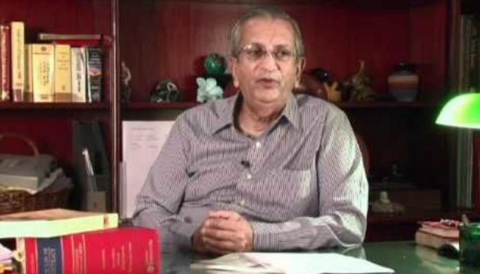 पूर्व अटॉर्नी जनरल अशोक देसाई का निधन, 1956 में की थी वकालत की शुरुआत
