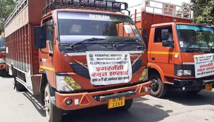 Lockdown: देश के अलग-अलग राज्यों तक ऐसे पहुंचाया जा रहा अनाज, पढ़ें Zee News की ग्राउंड रिपोर्ट