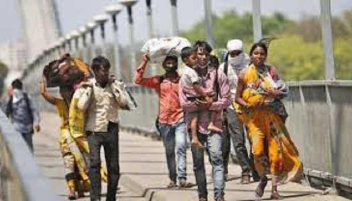 बिहार-झारखंड के मजदूरों को MP में मिल रही मदद, सरकार इस तरह दे रही लाभ