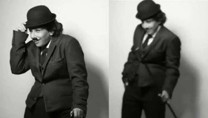 Charlie Chaplin के जन्मदिन पर Vidya Balan ये किया ऐसा काम, देखकर फैंस कर रहे सलाम!