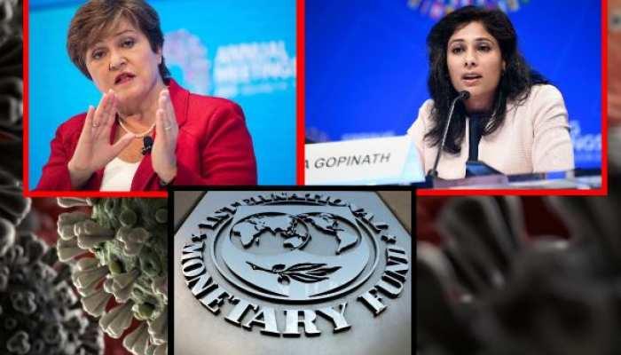 कोरोना की मारी आधी दुनिया मांग रही है IMF से मदद