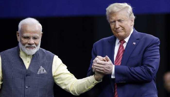डोनाल्ड ट्रंप ने निभायी पीएम मोदी से दोस्ती, भारत को दी इतनी सहायता राशि