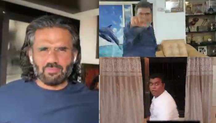 बॉलीवुड के एक्शन डायरेक्टर्स की धमाकेदार अपील, VIDEO शेयर कर दिया खास संदेश